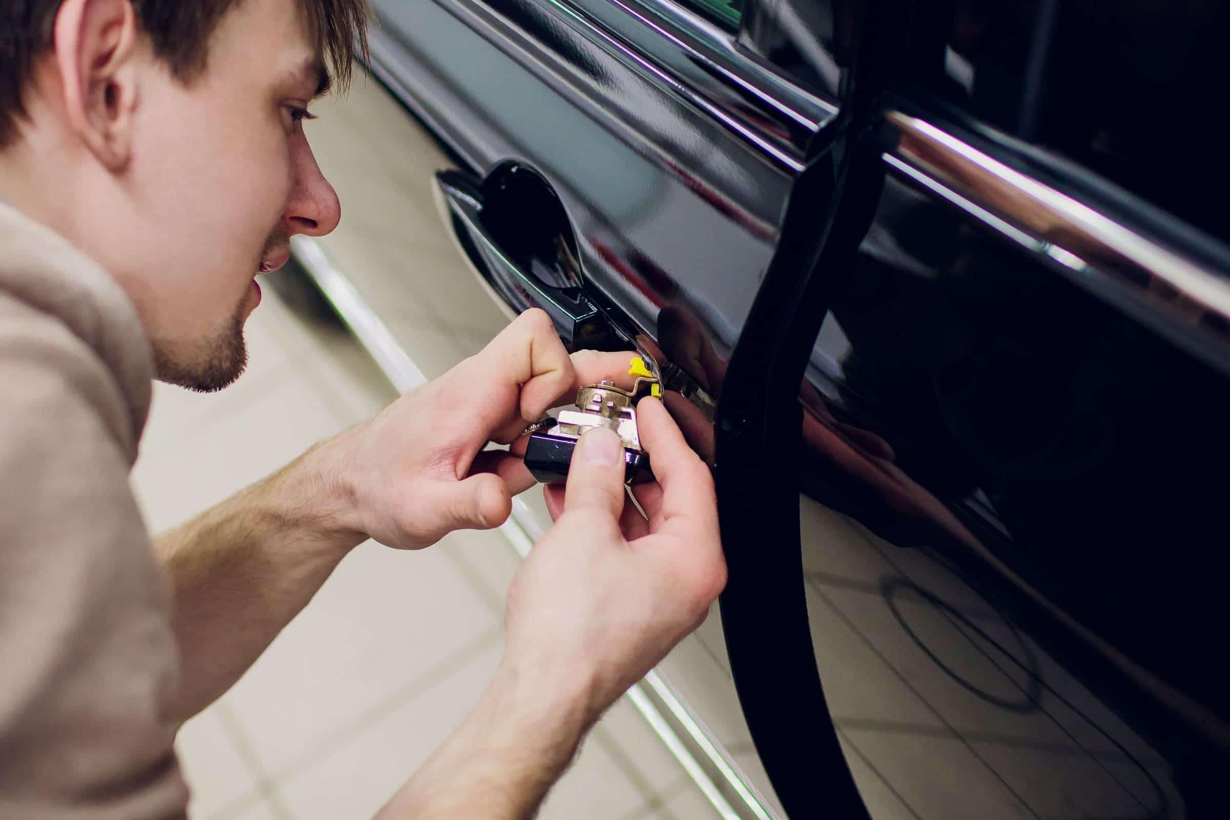 LS Auto Locksmiths